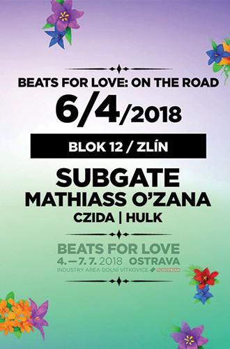 BEATS4LOVE | 6.4.2018 | Blok 12
