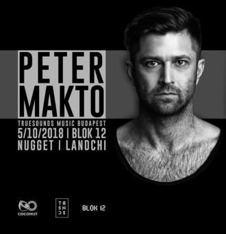 Peter Makto & Coconut Djs 5.10.2018 | Blok 12