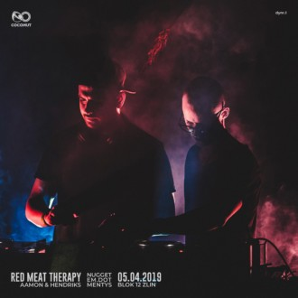 Coconut pres. dyNr.1 w/ Red Meat Therapy (SK) 5.4.2019 | program | Blok 12