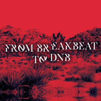 Plakát - FROM BREAKBEAT TO DNB