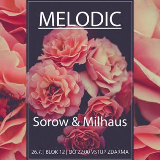 Melodic 26.7.2019 | program | Blok 12