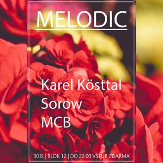 Melodic | 30.8.2019 | program | Blok 12
